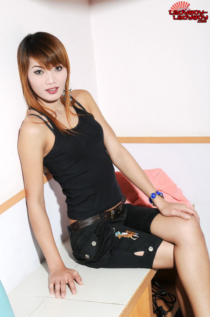 Kinky Shemale Cutie Hardcored